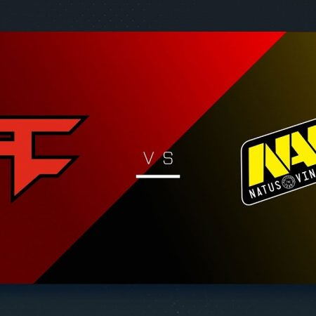 Natus Vincere x Faze / DreamHack Masters Spring 2020