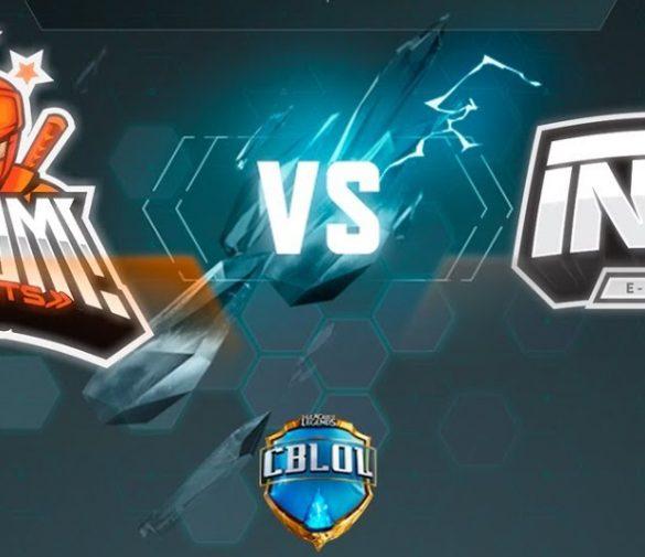 INTZ vs Kabum! eSports!