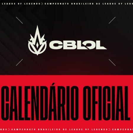 CBLoL 2021 – Cronograma!