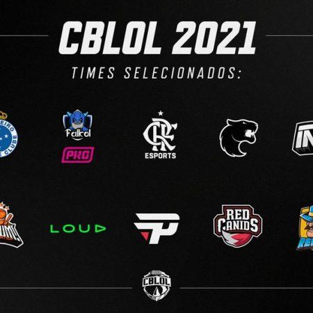 CBLoL 2021 – 1 Split – Escalações, horários e mais!