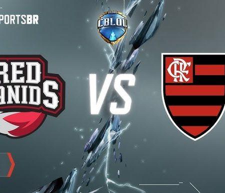 Flamengo x RED Canids – CBLoL Split 1 / Rodada 5 (30/01/2021)
